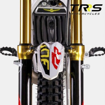 pegatina guardabarros delantero TRRS RR 2018
