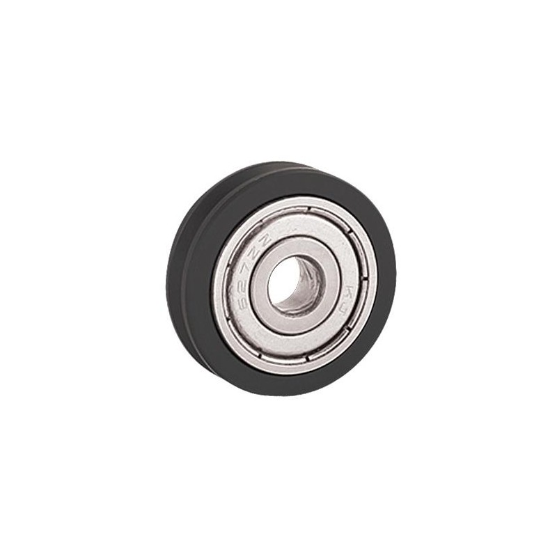 Ruleta con rodamiento acelerador moto de trial