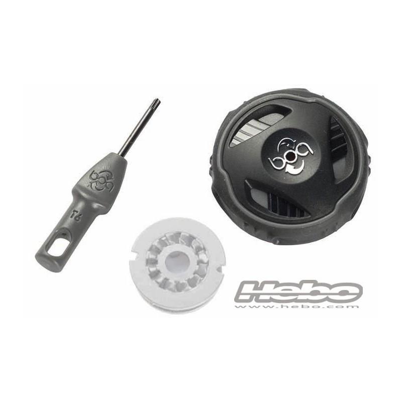 Hebo Tech Comp BOA mechanism wheel