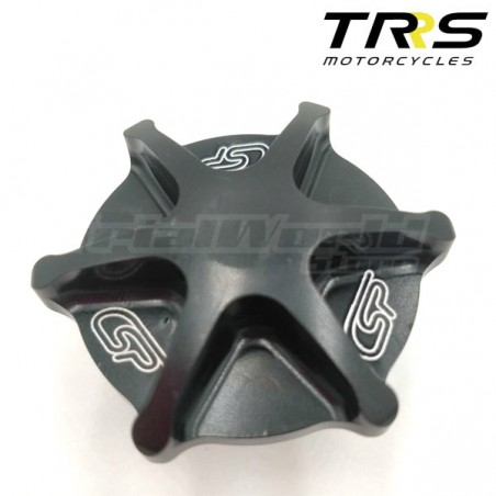 Fuel cap TRRS Costa Parts black