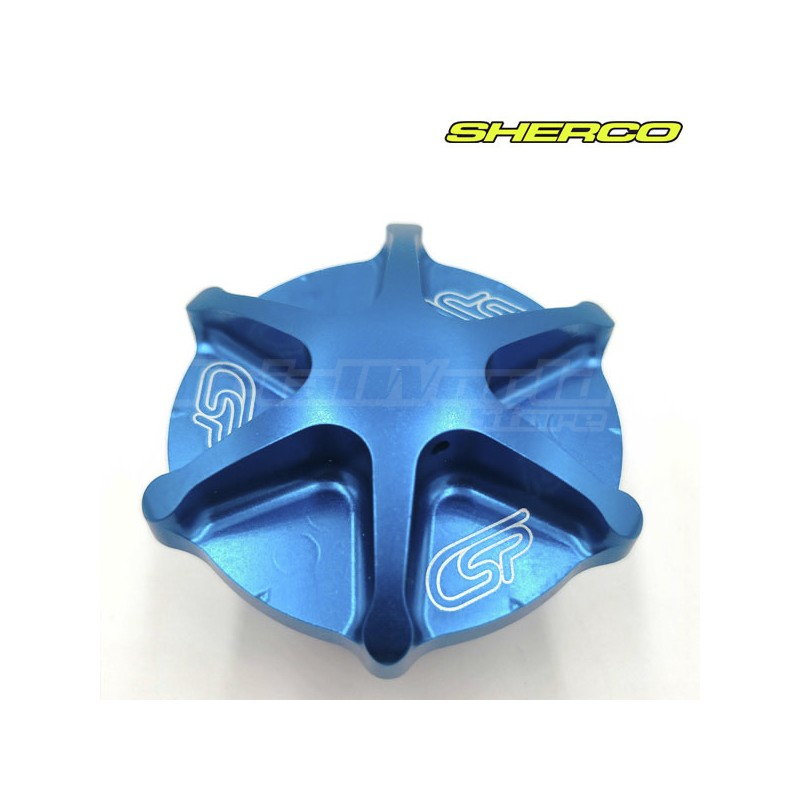 Fuel cap for Sherco ST and Scorpa - Costa Parts