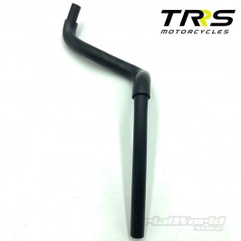 Rear brake fluid hose for TRRS