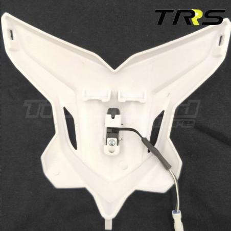 Trial headlamp white TRRS