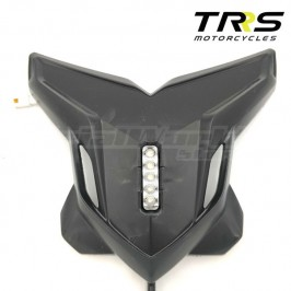 Trial headlight black TRRS
