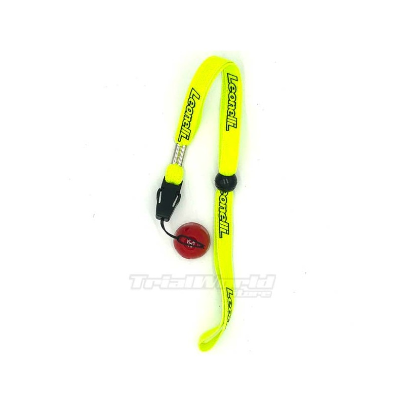 """Leonelli """"man overboard"""" strap with..."""