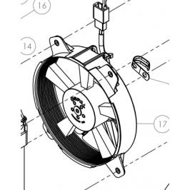 Ventilador SPAL TRS One & Raga Racing