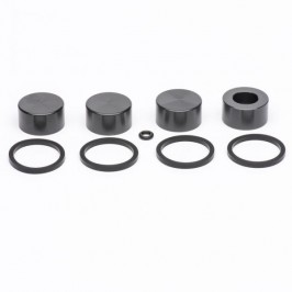 4-piston brake caliper repair kit