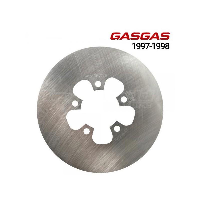 Disco de freno trasero Gas Gas JTX...