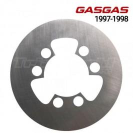 Disco de freno delantero Gas Gas JTX 1997 y TX 1998