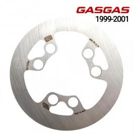 Front brake disc GasGas...