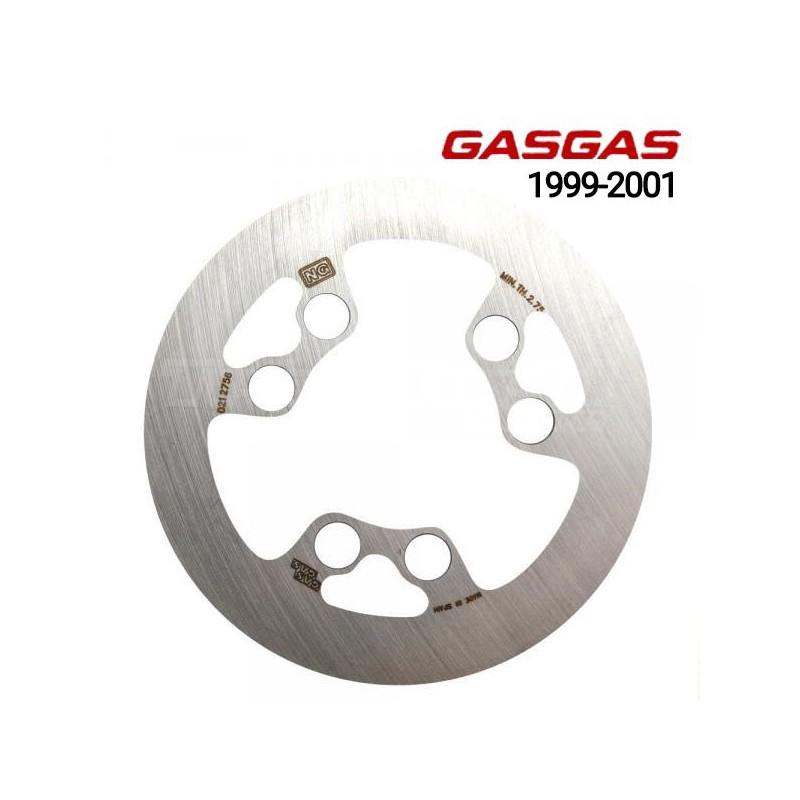 Disco de freno delantero Gas Gas Contact y Edition 1999 a 2001