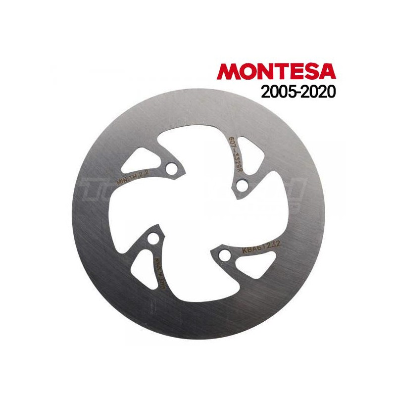 Rear brake disc Montesa Cota 4RT