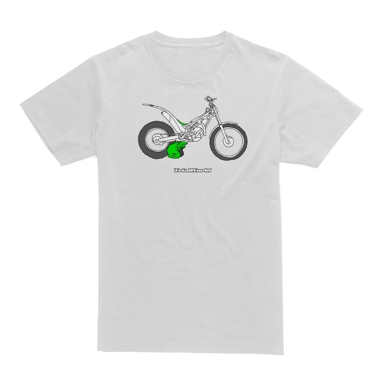 Camiseta actual bike Trial
