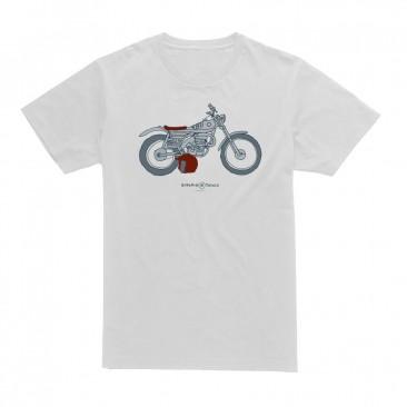 Camiseta Vintage trial