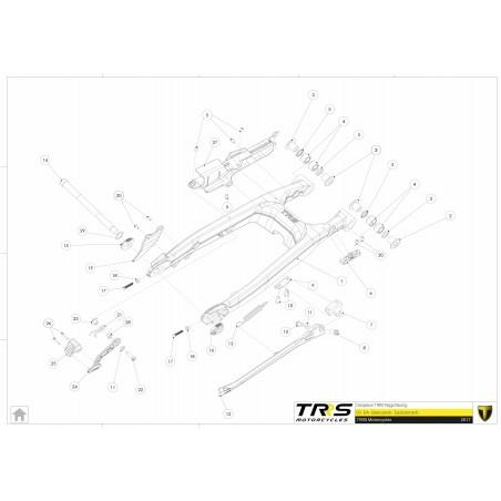 Tensor cadena TRRS One y RR