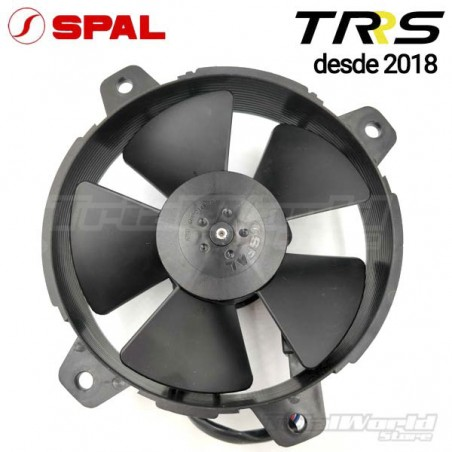 SPAL TRRS One & Raga Racing Fan