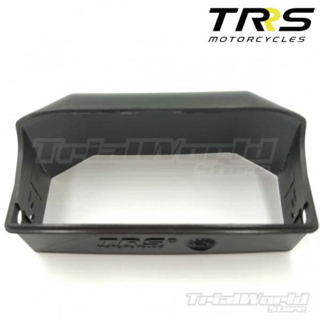 Air filter housing duct for TRRS