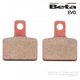 Pastillas de freno trasero GALFER Beta Evo