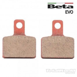 Rear brake pads GALFER Beta Evo