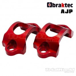 Braktec and AJP Brake and Clutch Clamp
