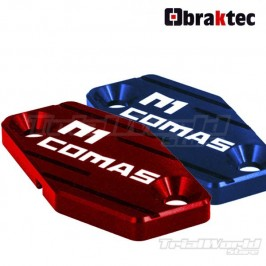 Braktec Comas Trial clutch and brake pump covers
