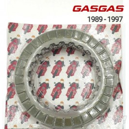 Clutch discs kit Surflex Gas Gas Trial 1989 to 1997