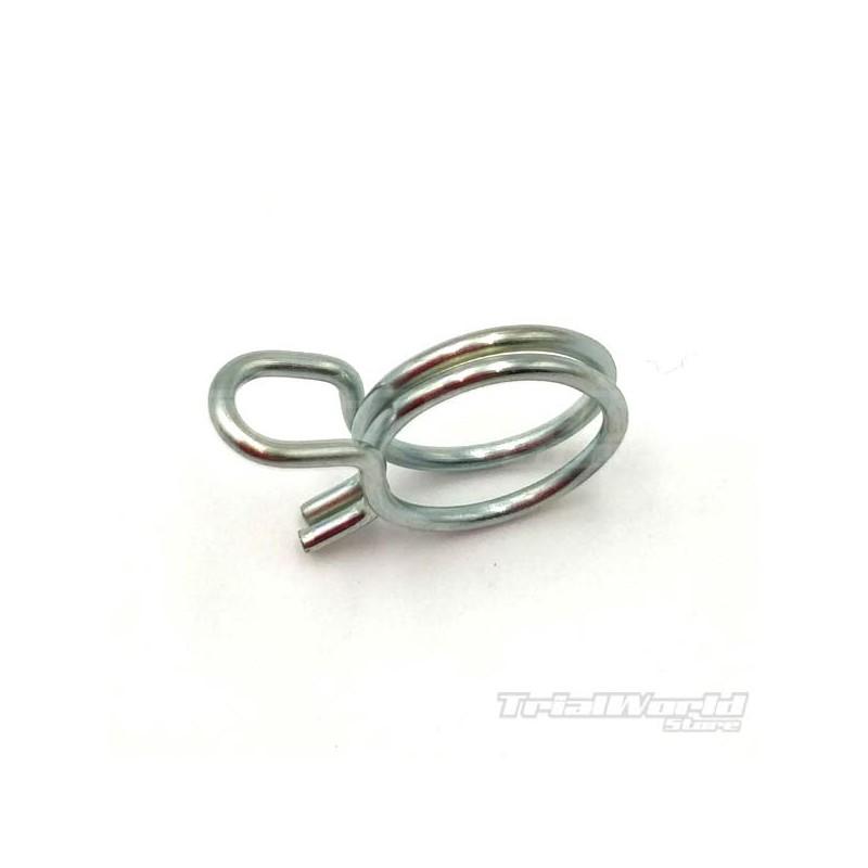 Trial fuel pipe clip