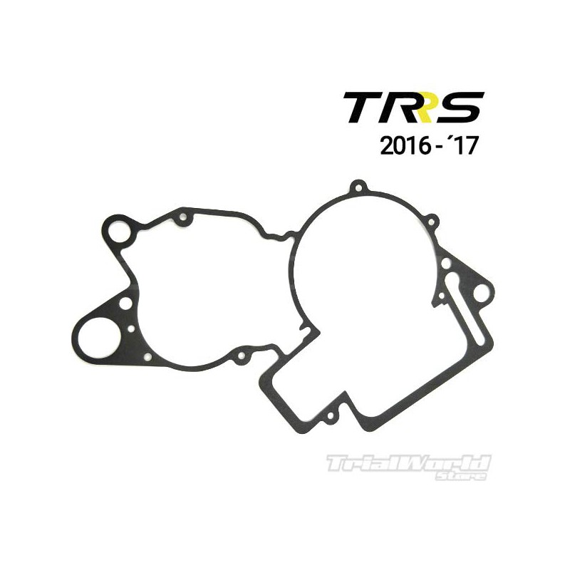 Junta central cárter TRRS One y Raga Racing 2017