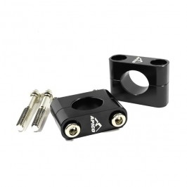 Handlebar change kit from 22.2 mm to 28.6 mm