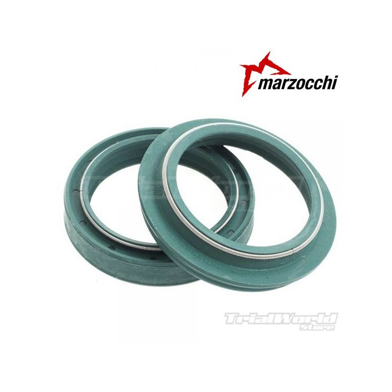 Marzocchi 40mm fork guard and retainer kit