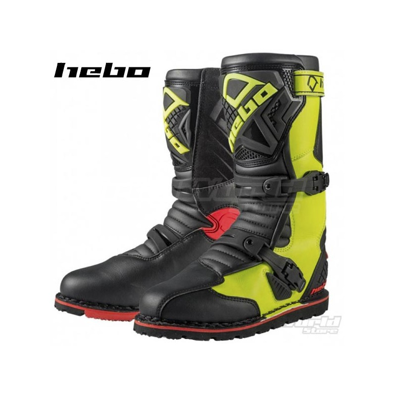 Boots Hebo Technical 2.0 Micro Yellow...