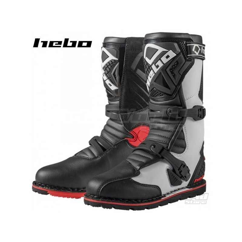 Boots Hebo Technical 2.0 Micro White