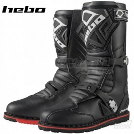 Botas Hebo Technical 2.0 Leather Black