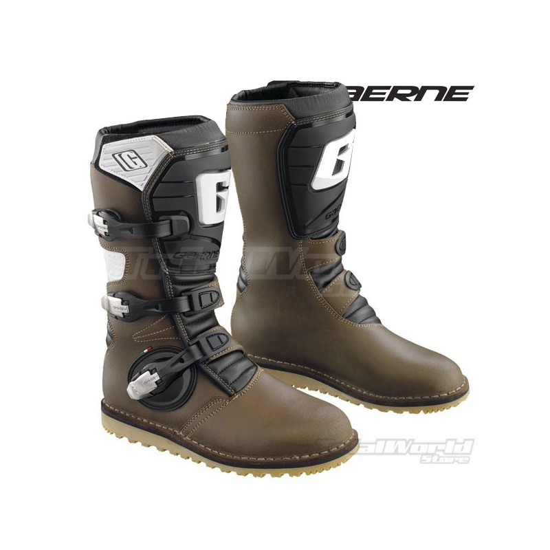 Boots Gaerne Pro Tech Brown trial