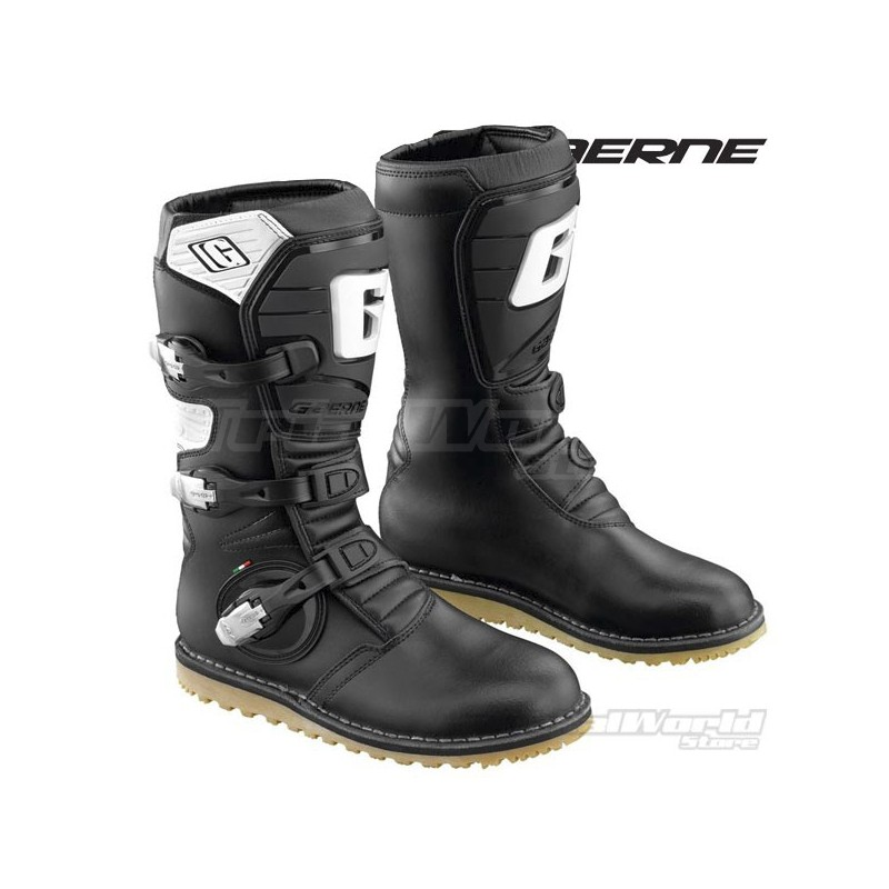 Boots Gaerne Pro Tech Black trial