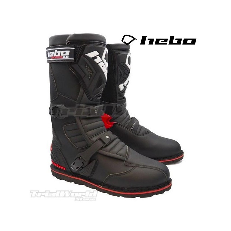 Boots Hebo Technical 2.0 Micro Black