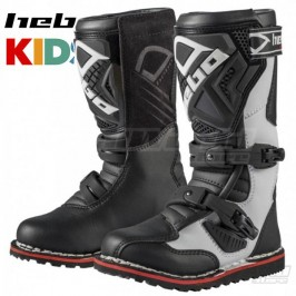 Botas Hebo Junior Technical 2.0 Micro Blanco