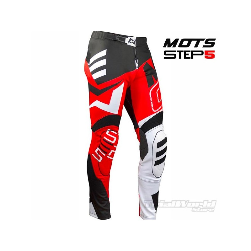 Pant Mots STEP 5 Red Trial