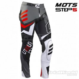 Pantalon de Trial MOTS Step5 Negro
