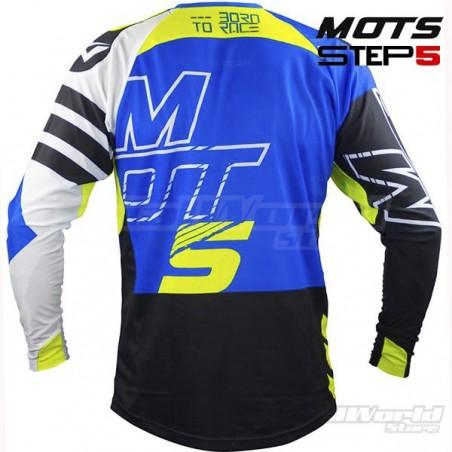 Camiseta Trial MOTS Step5 azul