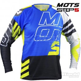 Camiseta Trial MOTS Step5 azul
