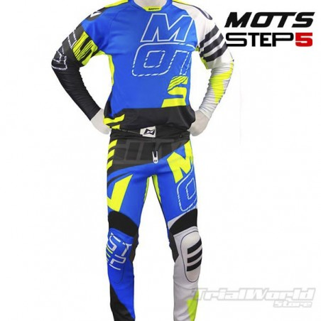 Jersey Mots STEP5 Trial blue