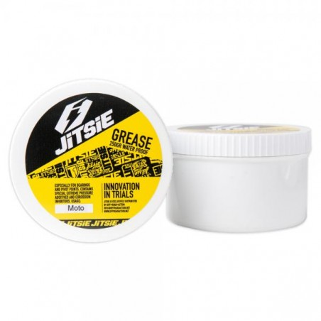 Universal lubricating grease red
