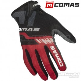 Gloves Comas Trial Red