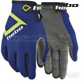 Gloves Hebo Nano Pro III Blue Trial