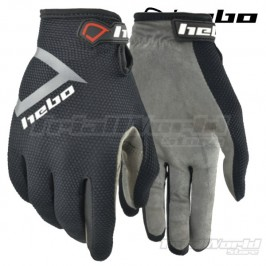 Gloves Hebo Nano Pro III Black Trial