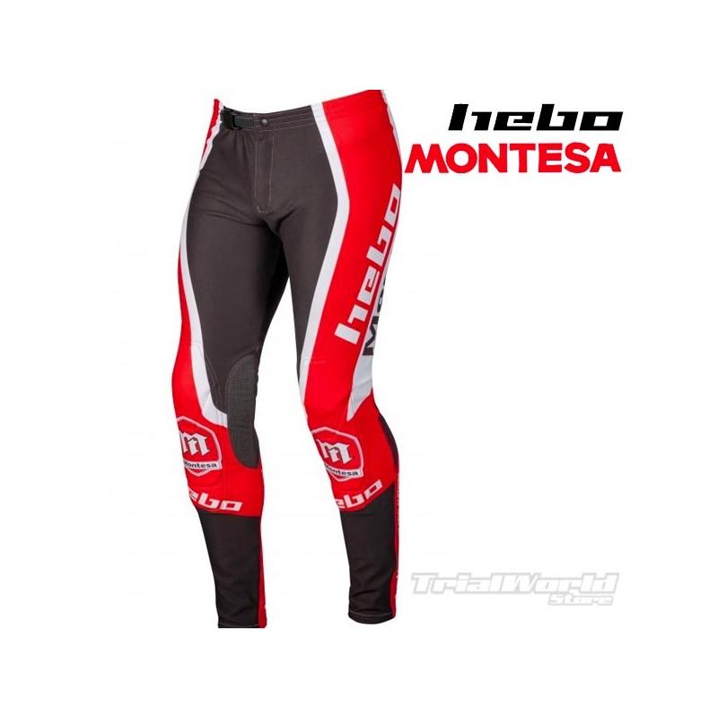 Pantalon Trial Hebo Montesa Classic