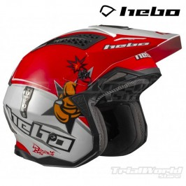 Casco Trial Hebo Toni Bou Replica 2020