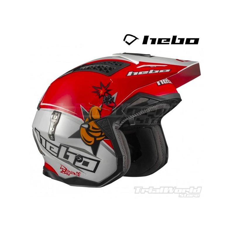 Helmet Hebo Zone4 Toni Bou Replica