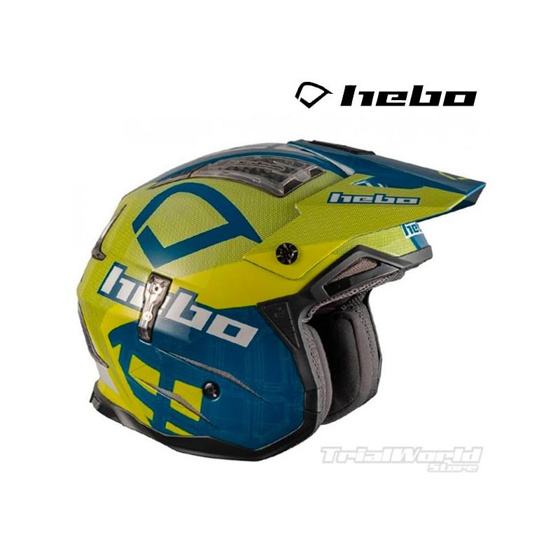 Helmet Hebo Zone4 Patrick Yellow